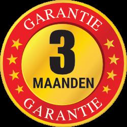 3 maanden garantie bij Rioolrijnmond